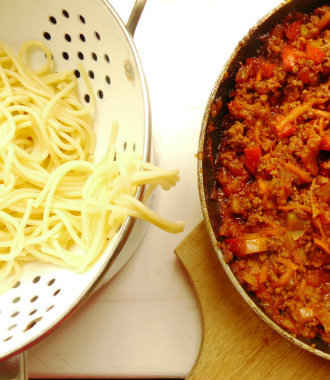 The Ultimate Spag Bol