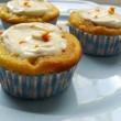 Orange Squash Cupcakes