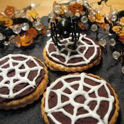 EAsy Halloween Biscuits