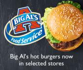 Big Al Burgers